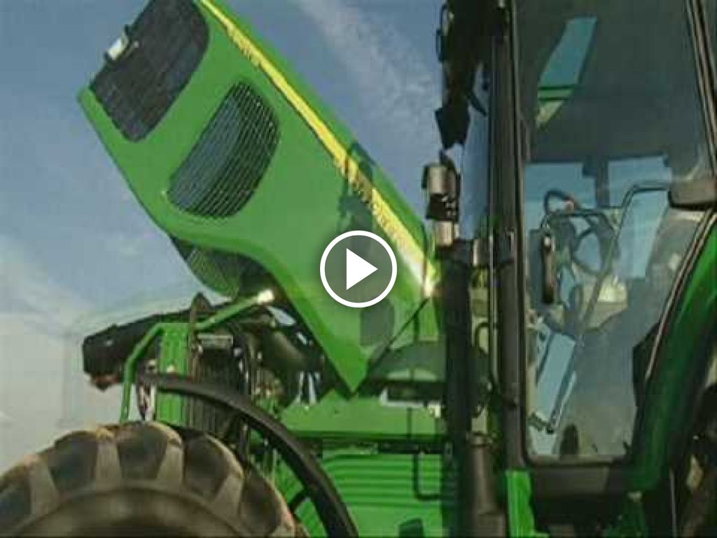 Video John Deere 6020 Serie