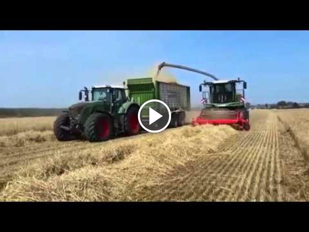 Video Fendt Katana 65