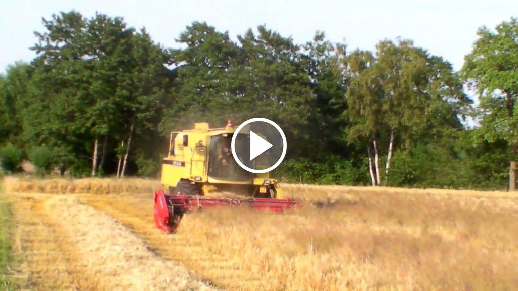 Video New Holland TX 62