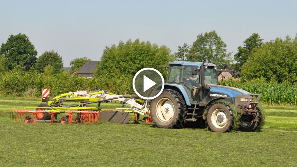 Video New Holland TM 115