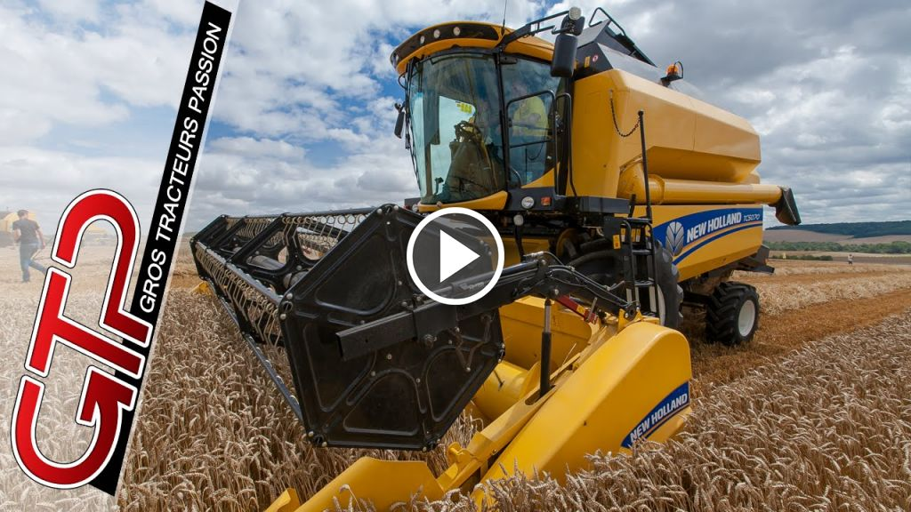 Video New Holland TC5070