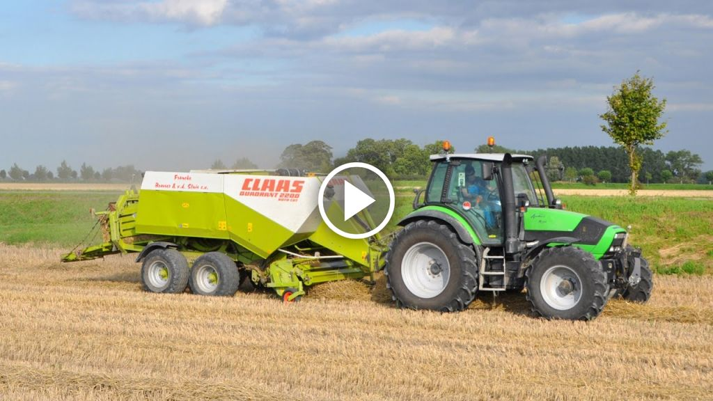 Video Deutz-Fahr Agrotron M 625