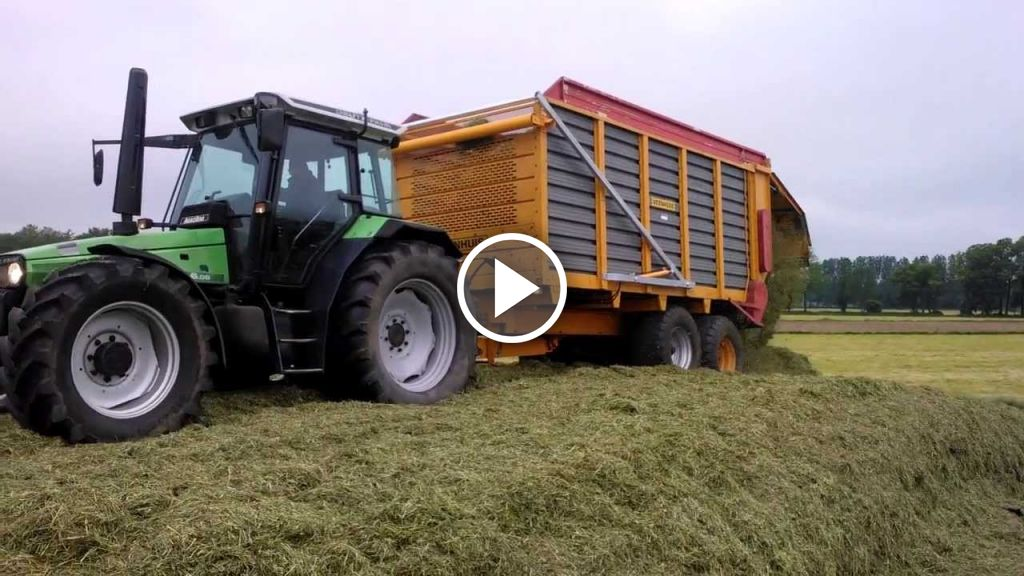 Video Deutz-Fahr Agrostar 6.08