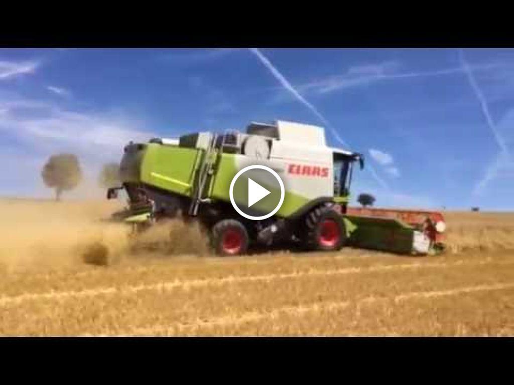 Video Claas Lexion