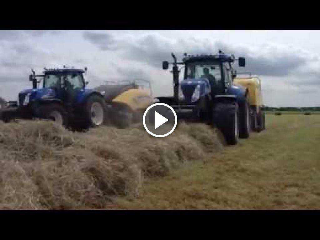 Video New Holland Balenpers