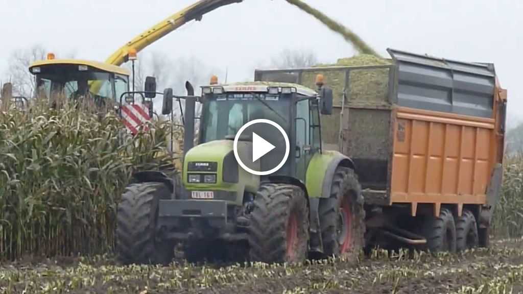 Video Claas Ares