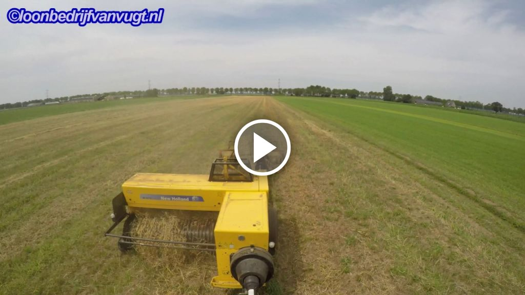 Video New Holland BC 5070