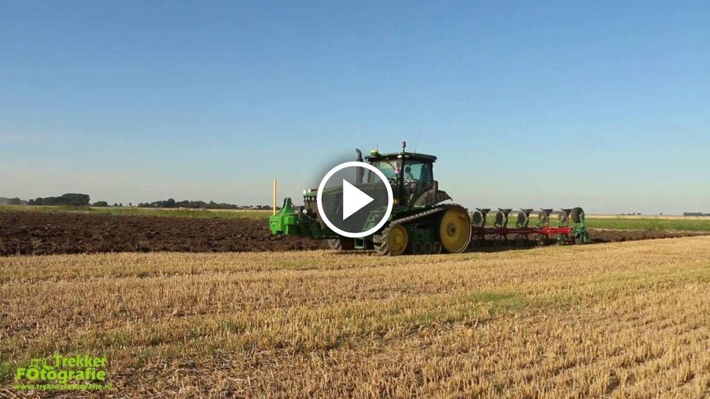 Video John Deere 8295RT