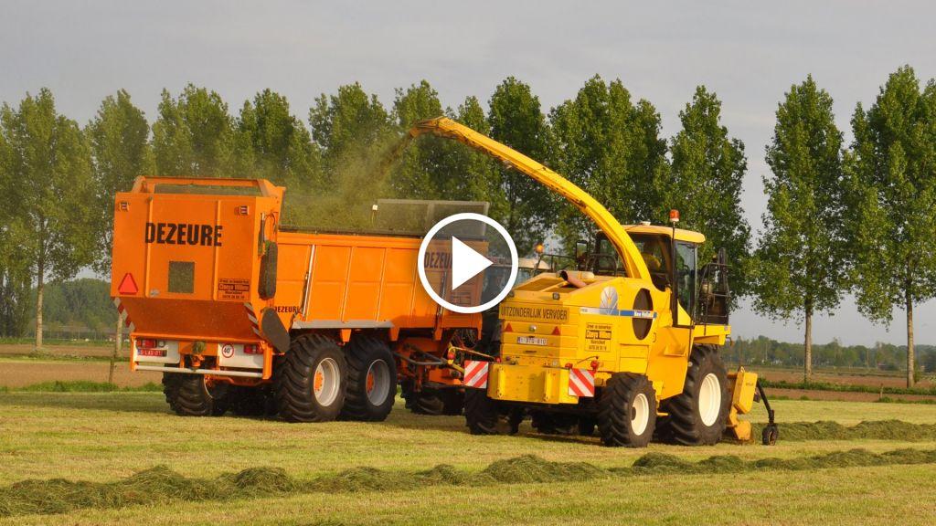 Video New Holland FX 50