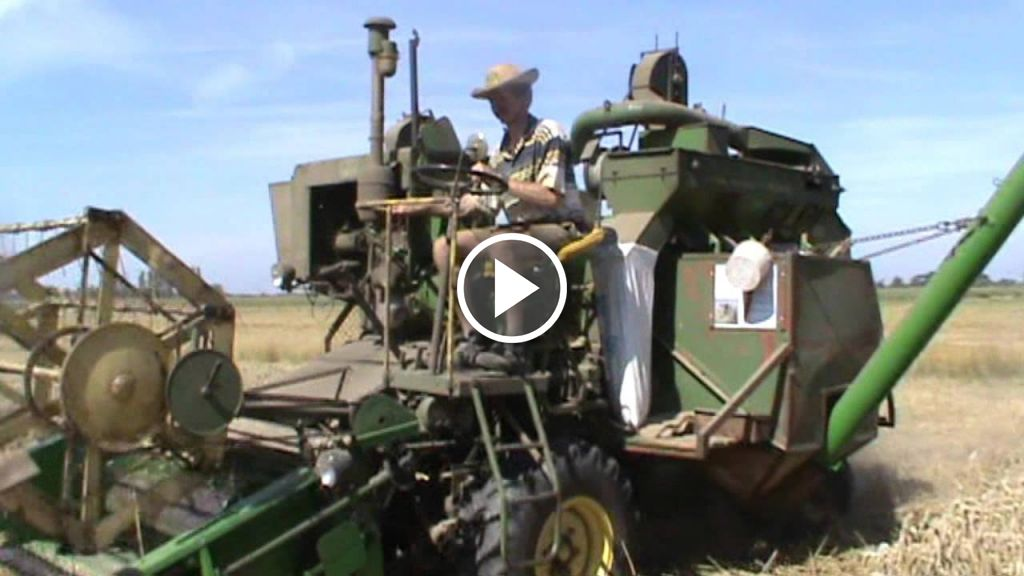 Video John Deere Lanz MD 18 S