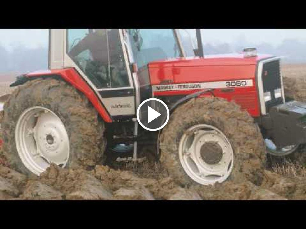 Vidéo Massey Ferguson 3000-Serie