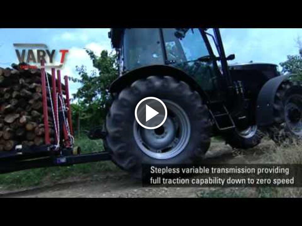 Vidéo Massey Ferguson 3635