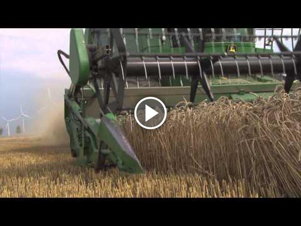 Wideo John Deere 9780 CTS