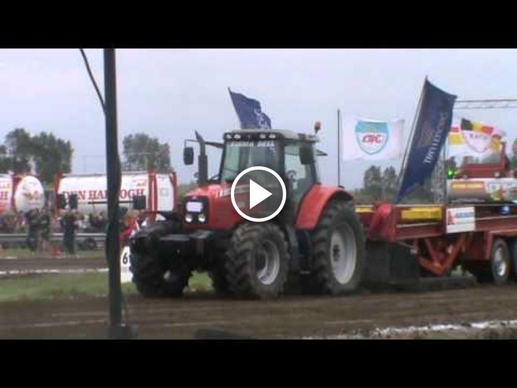Vidéo Massey Ferguson 6490
