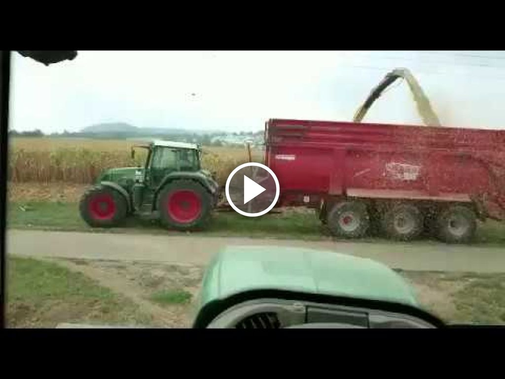 Wideo Fendt 718