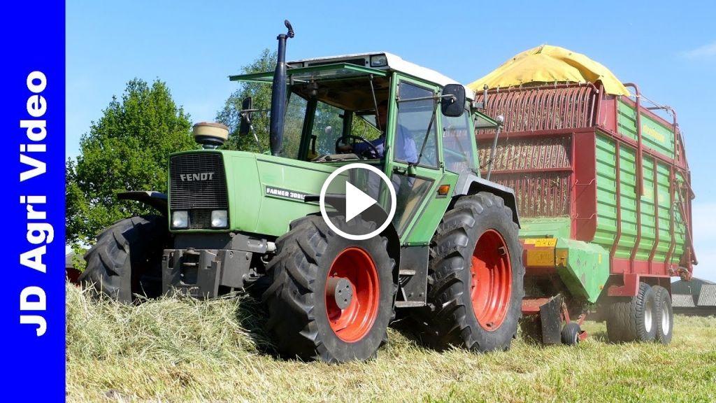 Video Fendt 308 LSA