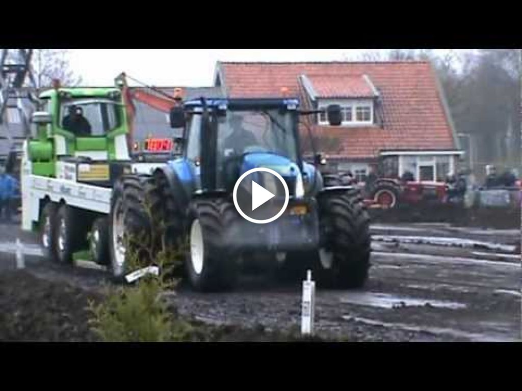 Video New Holland T 6020 Delta