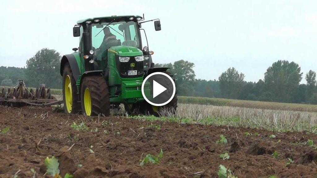 Wideo John Deere 6170M