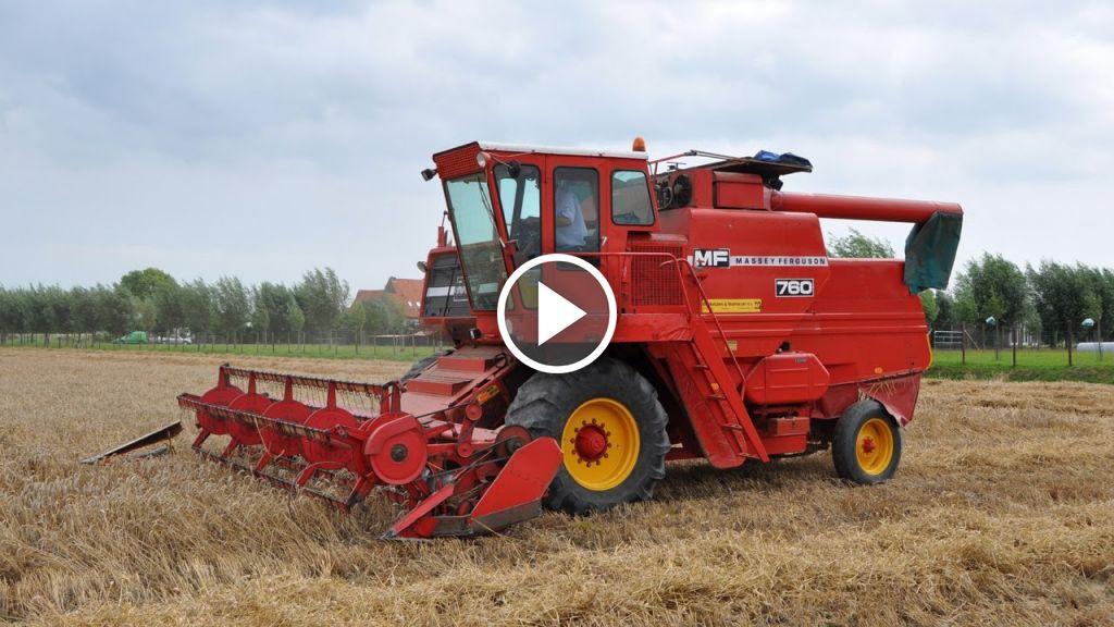 Vidéo Massey Ferguson 760