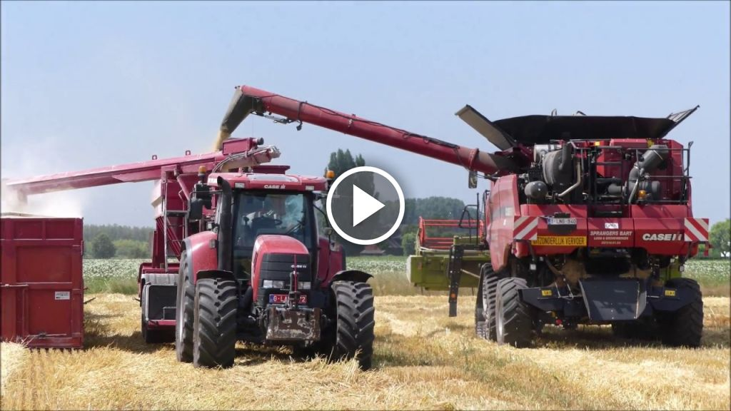 Video Case IH Axial Flow 8240