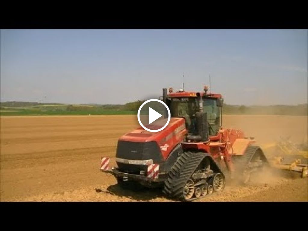 Video Case IH Quadtrac 450