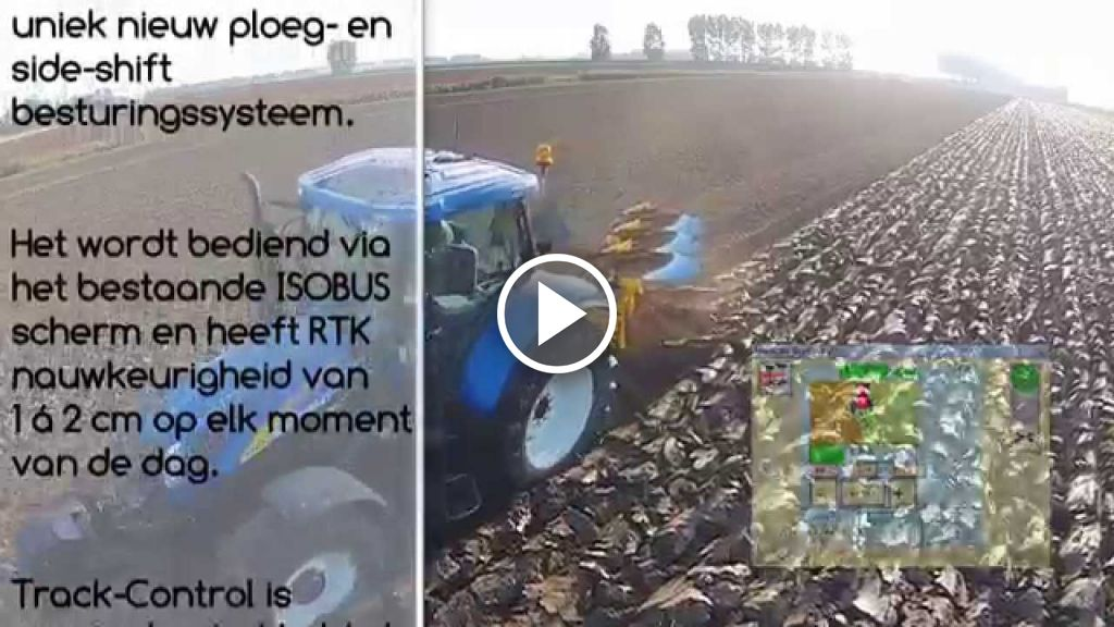 Video New Holland T 6030 Elite
