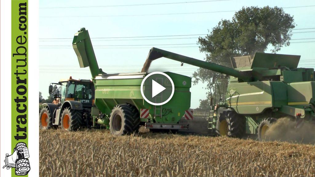 Wideo John Deere T 560