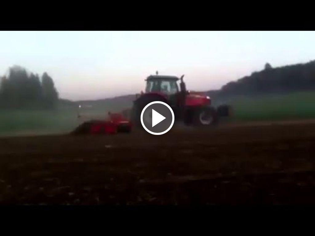 Vidéo Massey Ferguson 7624