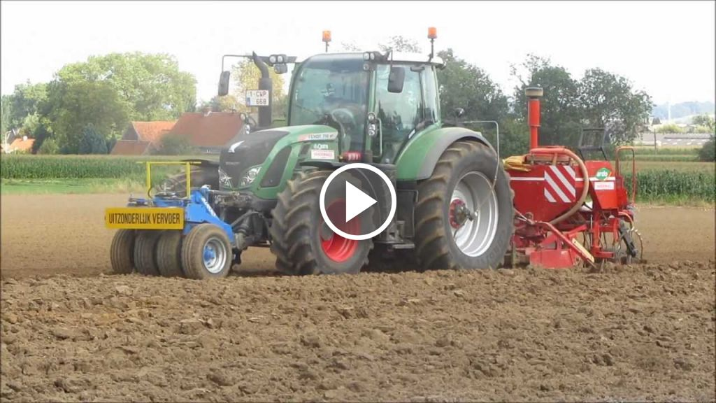 Wideo Fendt 716 (SCR)