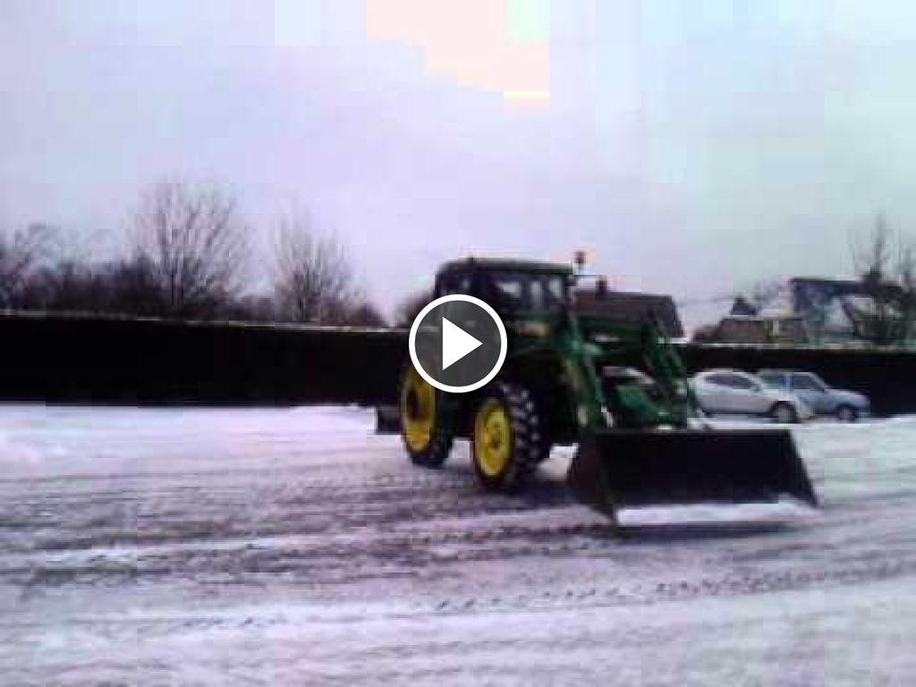 Wideo John Deere 6400