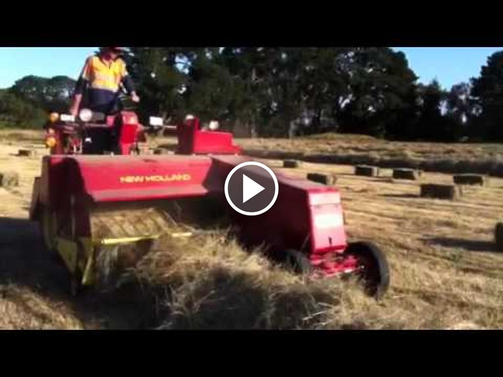 Video New Holland 1282