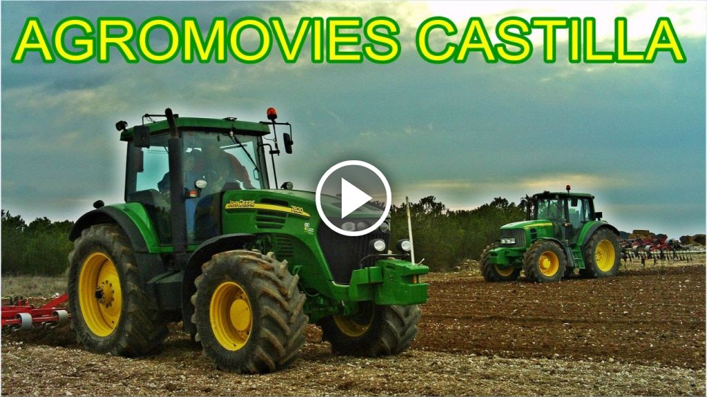 Wideo John Deere 7820