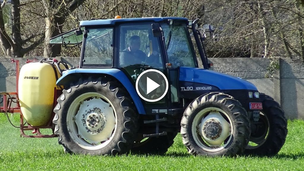 Video New Holland TL
