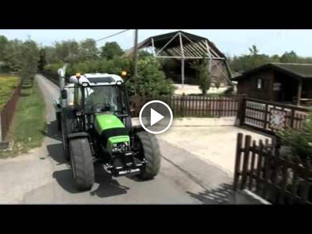 Video Deutz-Fahr Agrofarm