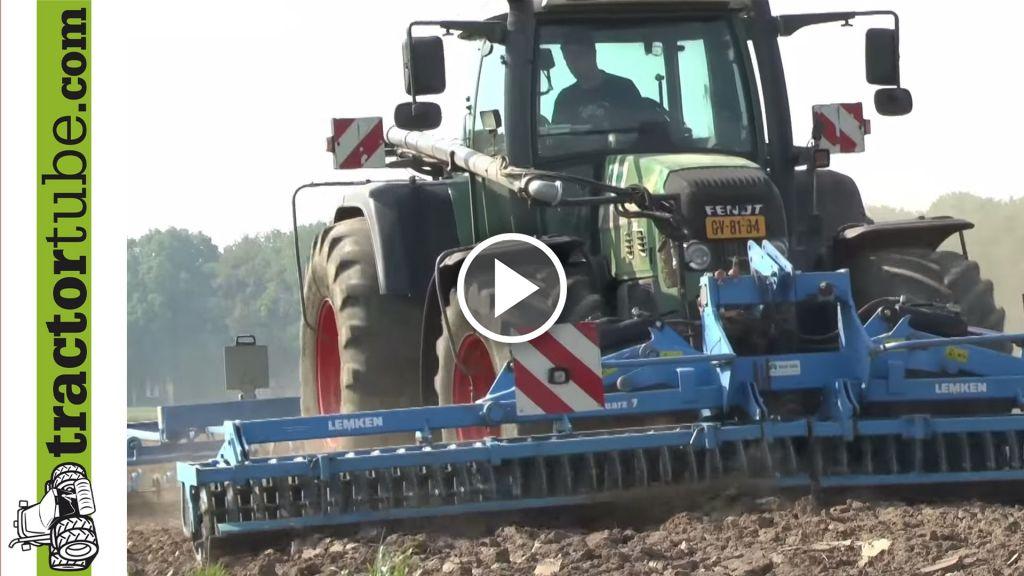 Wideo Fendt 815