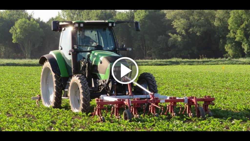 Video Deutz-Fahr Agrotron K