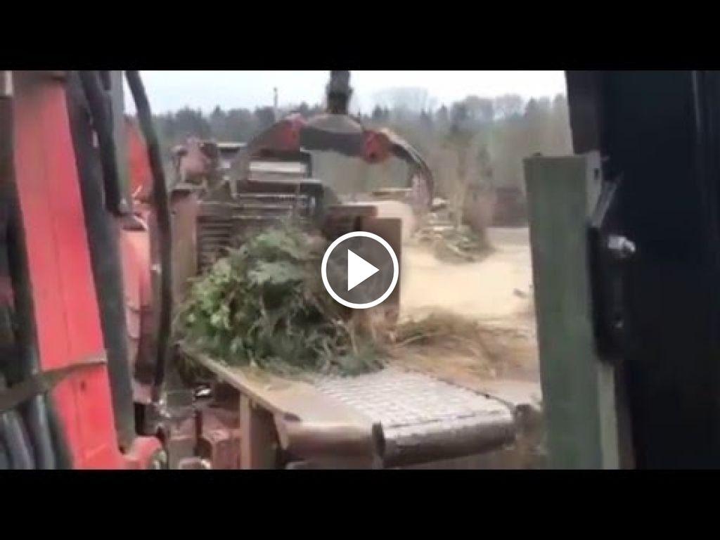Vidéo Massey Ferguson 7490