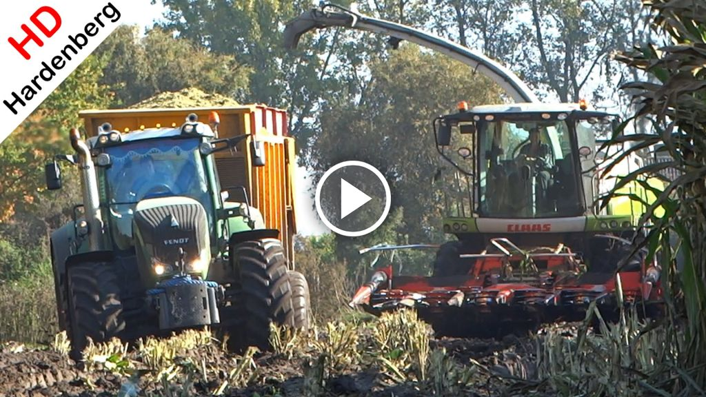 Video Claas Jaguar 850 2014