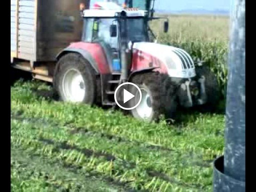 Video Steyr CVT 6170