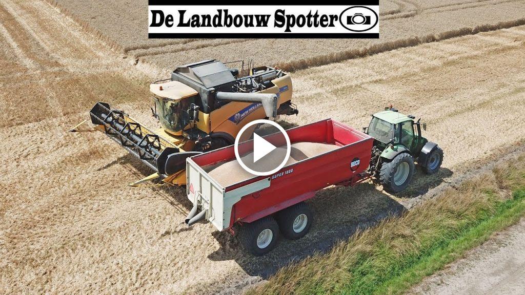 Video New Holland CX 6080