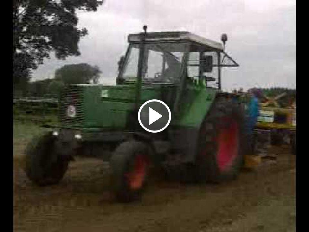 Wideo Fendt 610