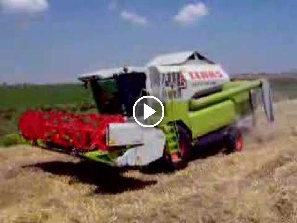 Video Claas Medion 310