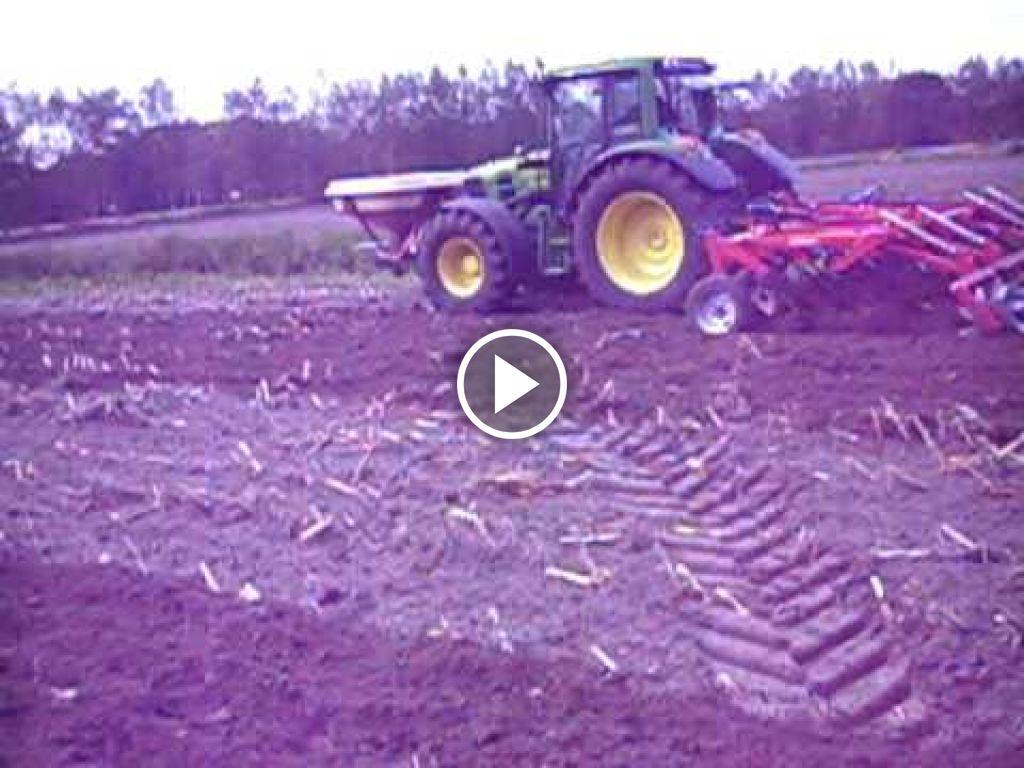 Wideo John Deere 6330 Premium