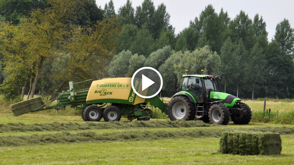 Video Deutz-Fahr Agrotron