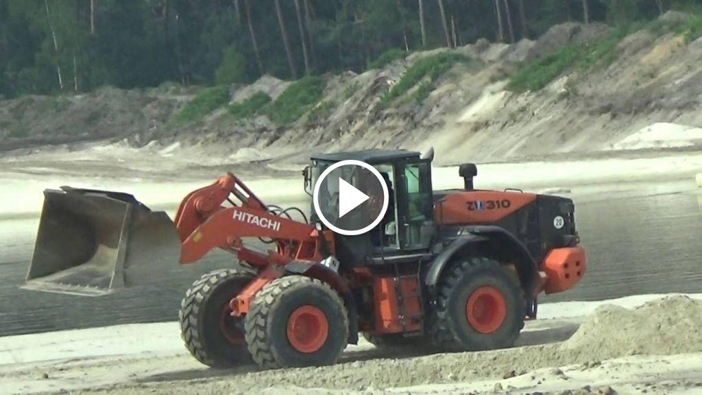 Wideo Hitachi ZW 310