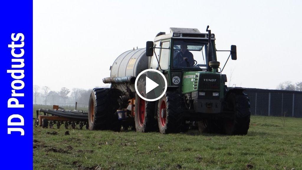 Wideo Fendt 308 LSA