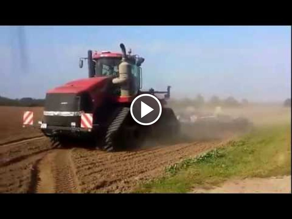 Wideo Case IH Quadtrac 580