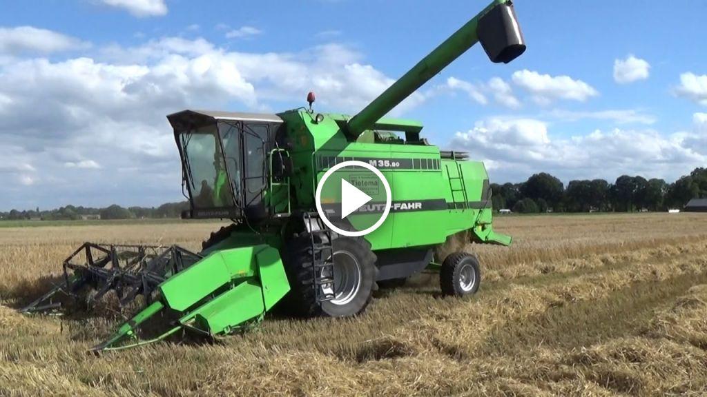 Видео Deutz-Fahr M 35.80