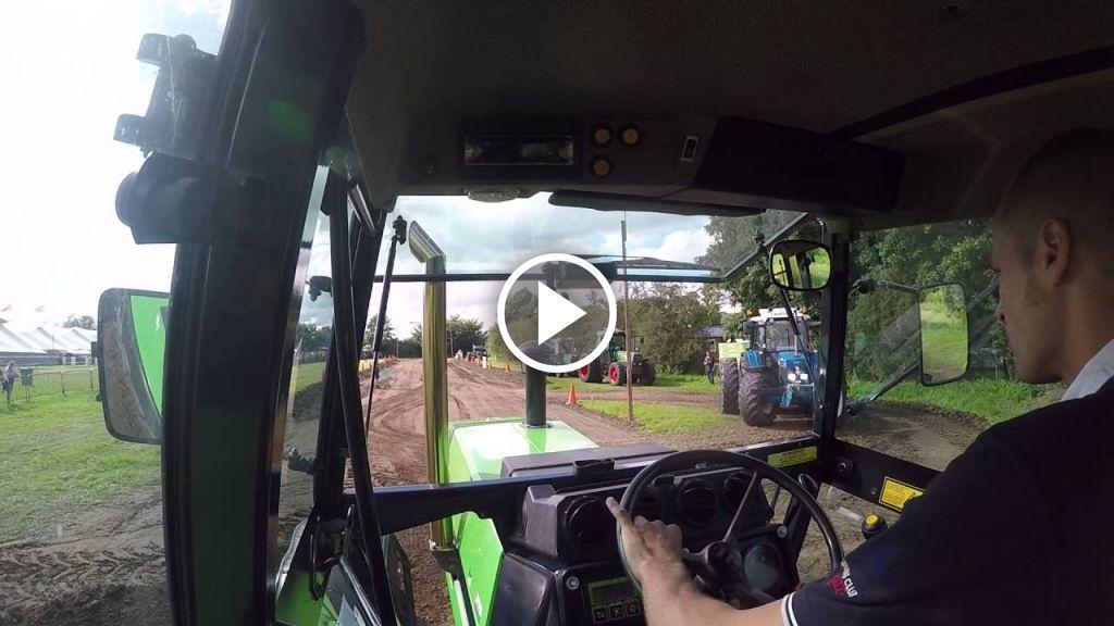 Wideo Deutz-Fahr DX 6.50