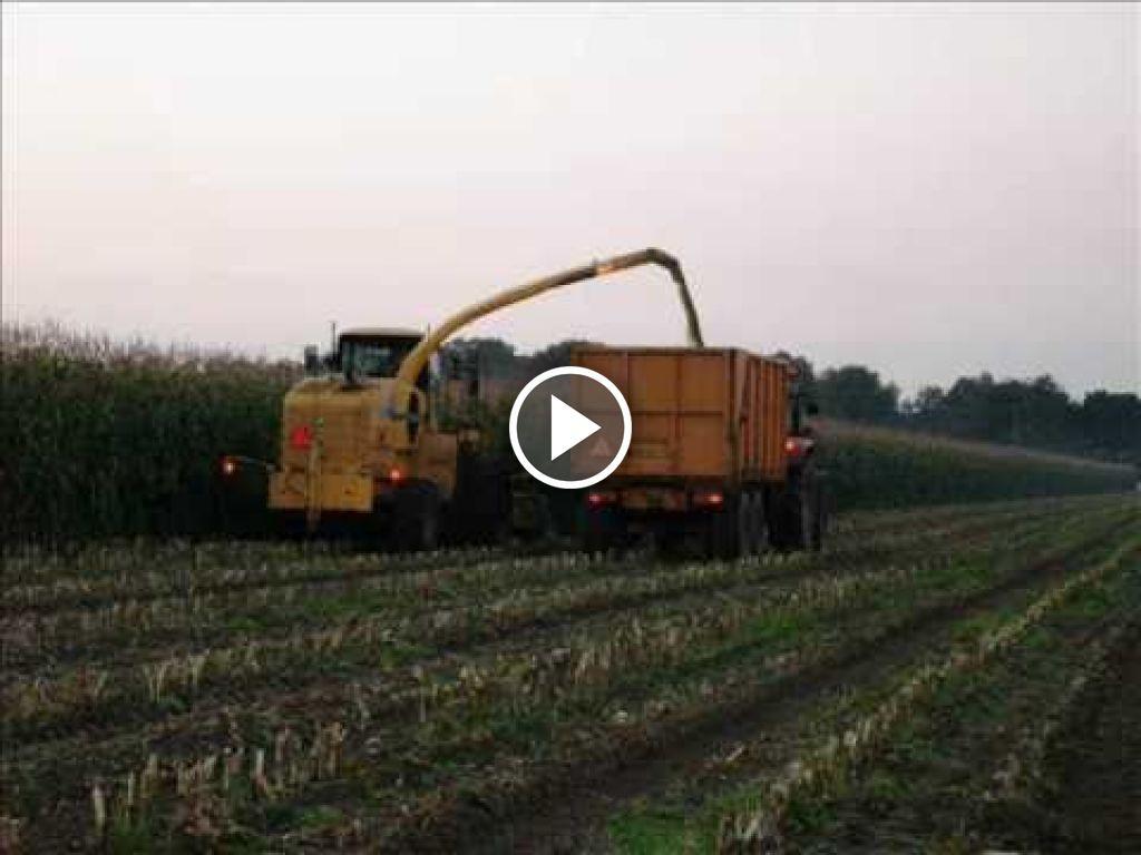 Video New Holland FX 40